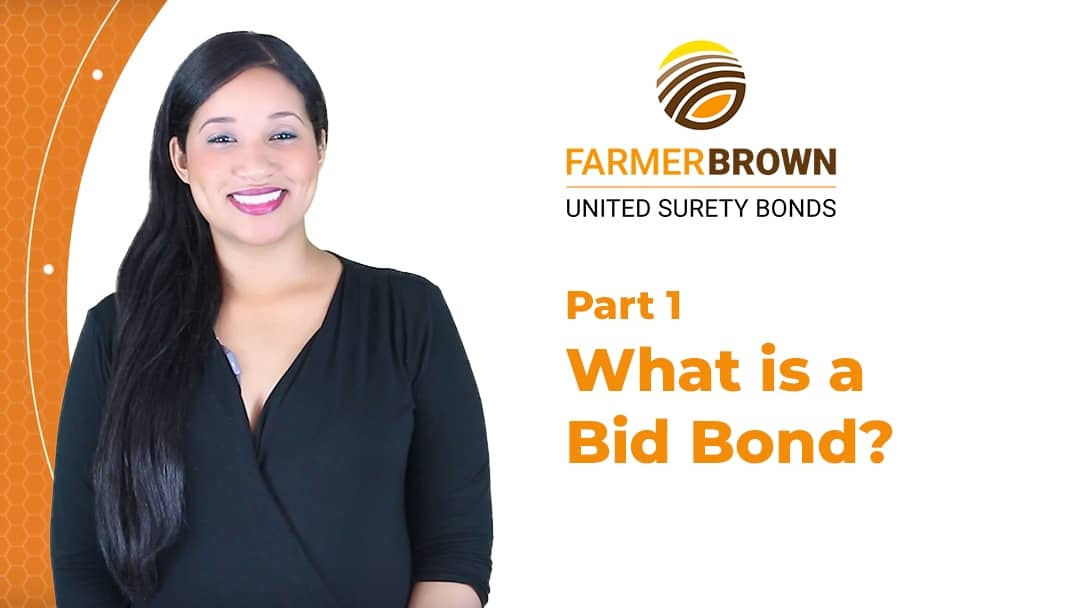 What is a Bid Bond?